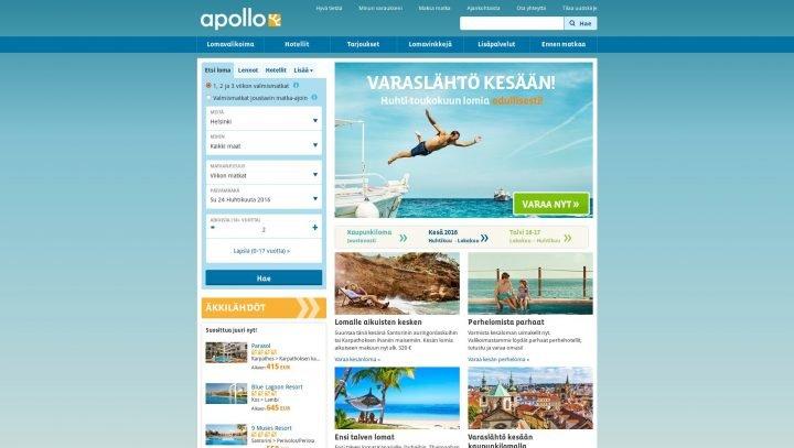 Matkatoimisto24.fi - Suomen matkatoimistot vertailussa